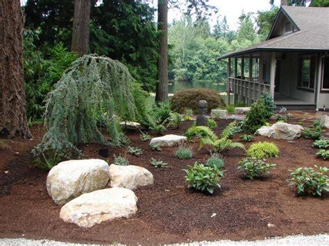 Landscape Ideas No Grass Mountain View Landscape Design Ideas