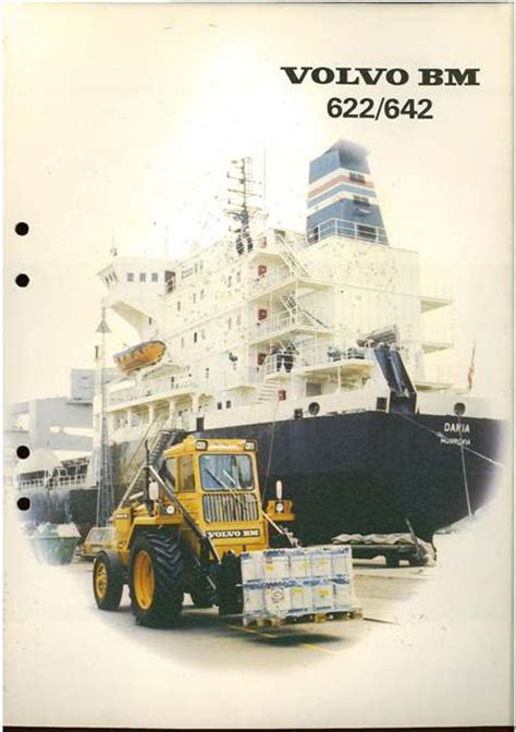 What Makes A Good Home volvo bm 622 642 loader brochure