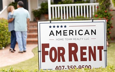 tenants forrentsign american home team realty