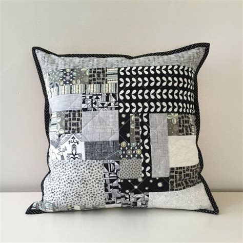 Patchwork Cushion Cover Tutorial - 15 best images about cushions on patchwork