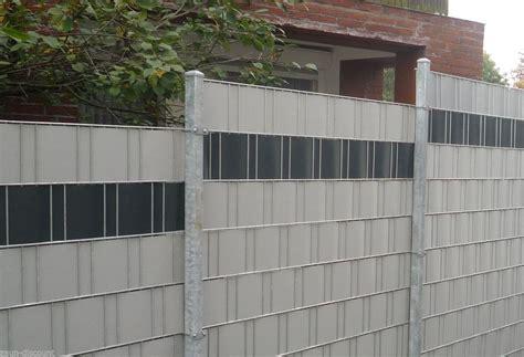 sichtschutz matten gittermattenzaun metallzaun doppelstegmatten zaun z 228 une