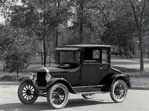 1907 ford model t meilensteine