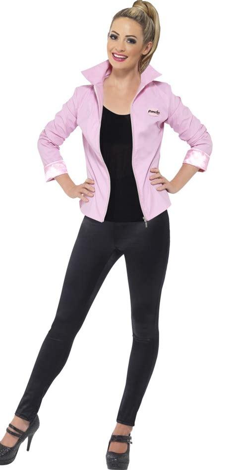 Bird Figurines by Deluxe Grease Pink Lady Jacket 25875 Fancy Dress