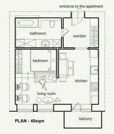 50 Sqm To Sqft living small with style 2 beautiful small apartment plans