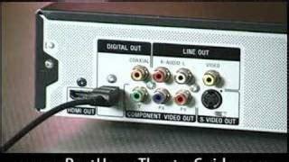 Elco Tv Toshiba fix tv surround sound system