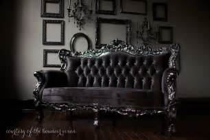 Gothic Room Decor by Lush Fab Glam Blogazine Luxurious In Black Home Design
