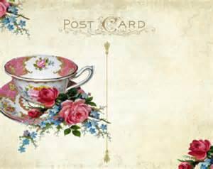 teacup invitation etsy