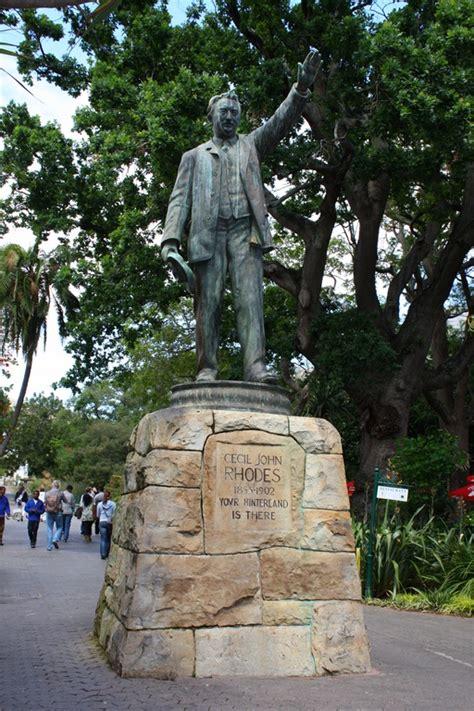 The Garden Company by Cecil Statue