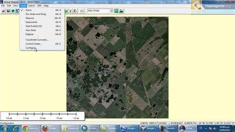 guardar imagenes hd google earth georeferenciar imagen de google earth para autocad youtube
