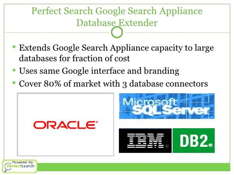 Search Appliance Studies Ps Appliance Overview