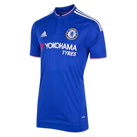 Jersey Chelsea Home 20142015 chelsea home shirt 2015 16 ของแท