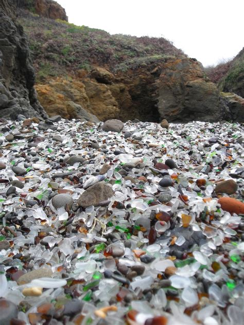glass beach glass beach in fort bragg california space perspective