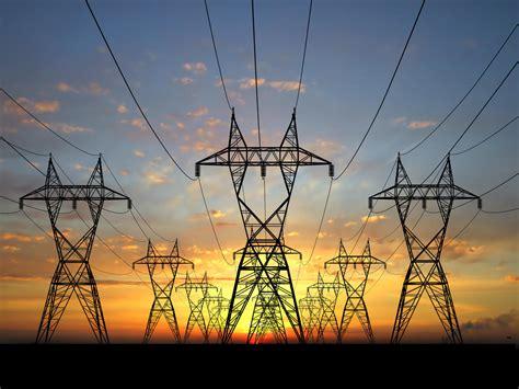 high voltage power high voltage power lines