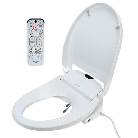 Bidet Für Toilette by Brondell Swash 1000 Electric Bidet Seat For Toilet