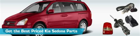 kia sedona parts partsgeek