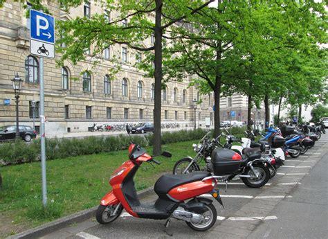 Parken Mit Motorrad parken mit motorrad landeshauptstadt dresden