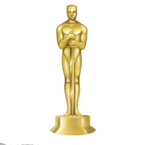 How To Make An Oscar Trophy Out Of Paper - related keywords suggestions for oscar clip printable