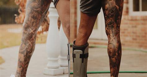 beckham tattoo leg on odell beckham jr latest news breaking headlines and