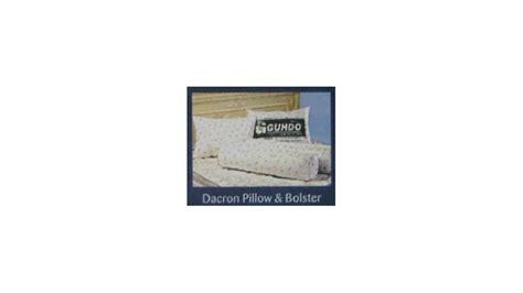 Guhdo Pillow Bantal Guhdo Deluxe dacron pillow bantal dacron guhdo harga pasti termurah