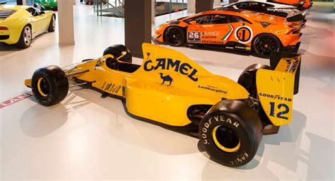 Lamborghini F1 by Lamborghini Ceo Still Interested In F1 But Only If Entry