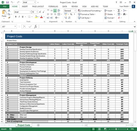 test matrix template test plan ms word excel template