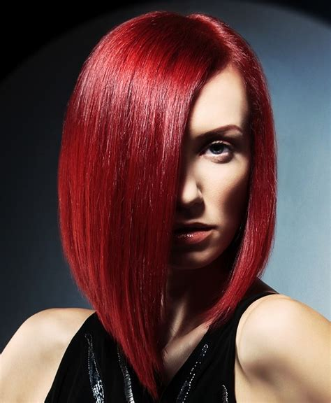 jamison shaw haircuts for layered bobs jamison shaw long red straight hair styles 25036