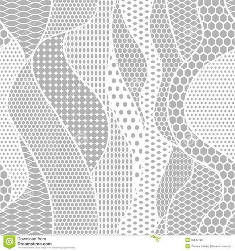 white pattern fabric white lace vector fabric seamless pattern royalty free