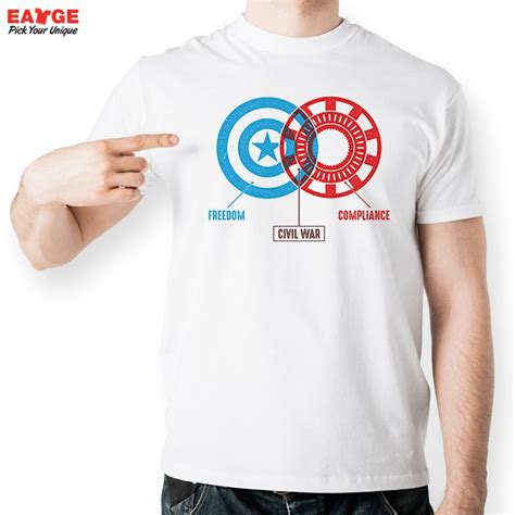 8 Craftabulous Shirts For A Crafty by Captain America Civil War T Shirt Design Fashion Creative