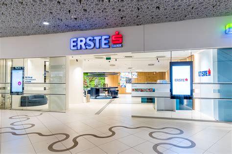 Erste Bank Service Filiale Wien Mitte Er 246 Ffnet