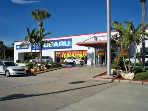 New Port Richey Car Dealers by Lokey Subaru Of Port Richey Port Richey Fl 34668 Car