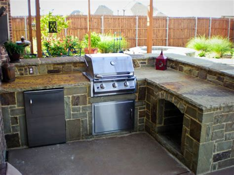 Diy Outdoor Kitchen Ideas Diy Outdoor Kitchen Island Designs