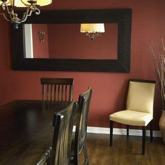 large dining room mirrors 16 stunning ways to redecorate your dining room paint