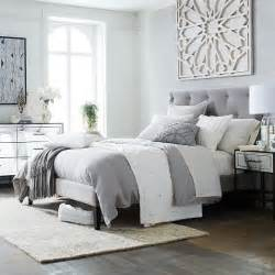 Gray And White Bedroom by 25 Best Ideas About White Grey Bedrooms On Pinterest