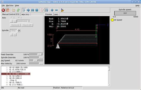 code template generator lathe g code generator linuxcnc