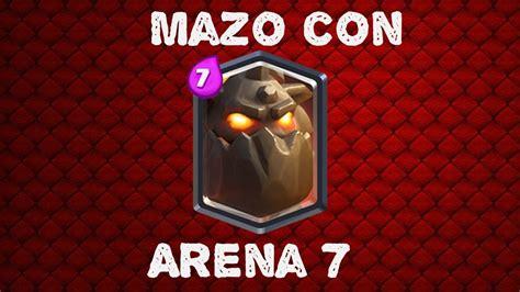 lava l not working el mejor mazo con sabueso de lava l arena 7