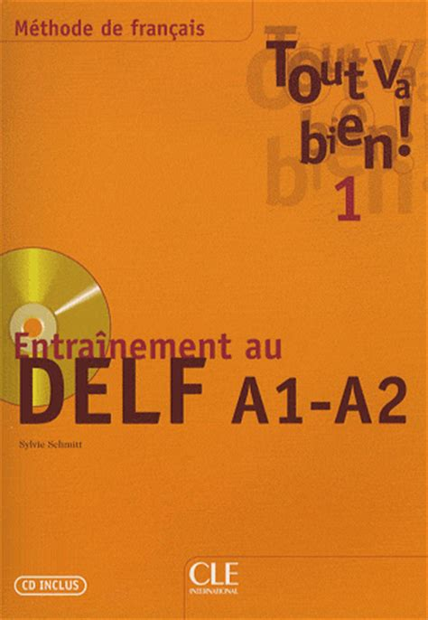 libro promenade mthode de franais tout va bien 1 entra 238 nement au delf a1 a2 cd audio pdf