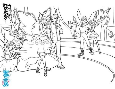 coloring pages barbie fairy secret 127 best barbie coloring pages images on pinterest