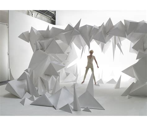 Fashion Origami Set - inspired by design for mankind