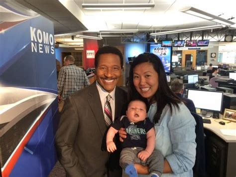 is mary nam of komo 4 pregnant mary nam 2016 pregnancy mary nam and new baby visit komo