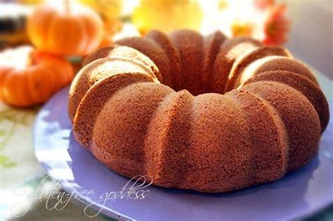 gluten free goddess gluten free pumpkin bundt cake