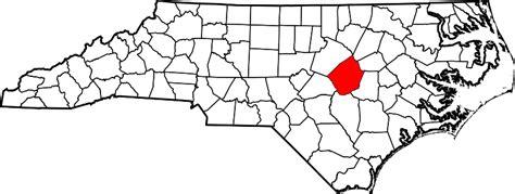 Johnston County Property Records File Map Of Carolina Highlighting Johnston County