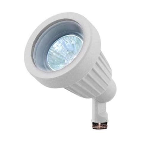 Outdoor Directional Lighting Filament Design Skive 1 Light White Outdoor Directional Spot Light Cli Dbm4506 The Home Depot
