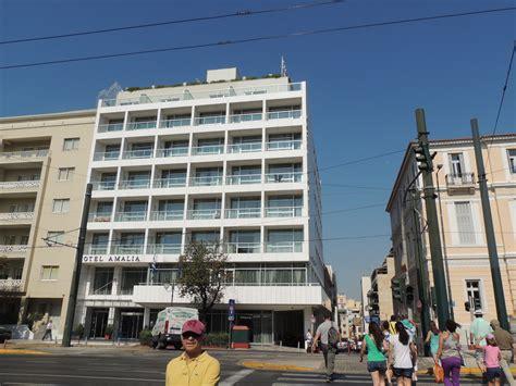 amalia hotel in athens eutourist