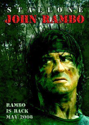 film cu rambo 1 postere rambo rambo 4