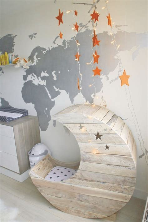 Beautiful Diy Moon Crib Diply - best 25 moon nursery ideas on child room