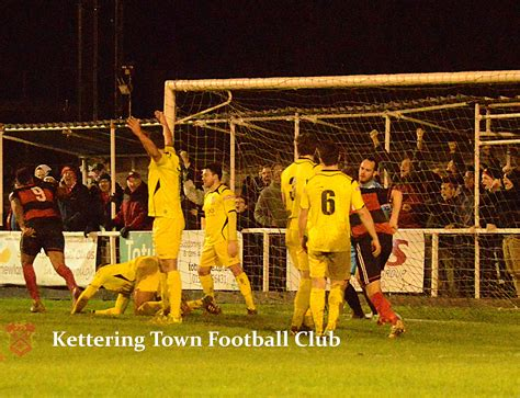 Kettering Records Kettering Town 3 0 Chesham United Kettering Town Football Club