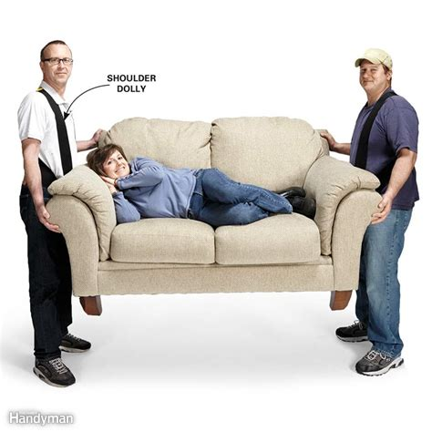 sofa movers 14 tips for moving furniture the family handyman