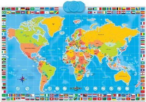 pin  sarah coffey  max interactive world map map toys