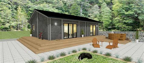 Small House Designs New Zealand Kea 76 Kitset Homes Nz
