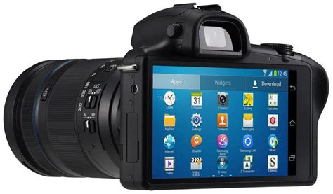 Kamera Samsung Mirrorless Nx this is the samsung galaxy nx android mirrorless